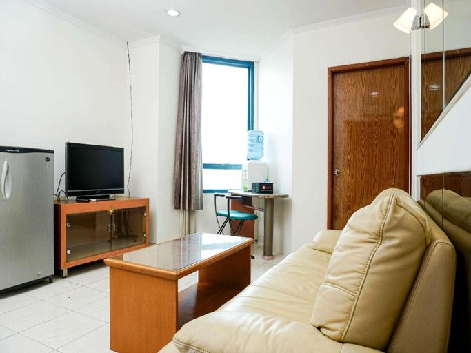Simply 1BR Pangeran Jayakarta Apartmen By Travelio, Central Jakarta