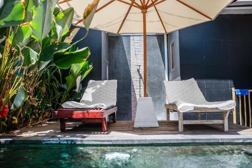 Luxus Villa WW - NETFLIX - near double six beach, Badung