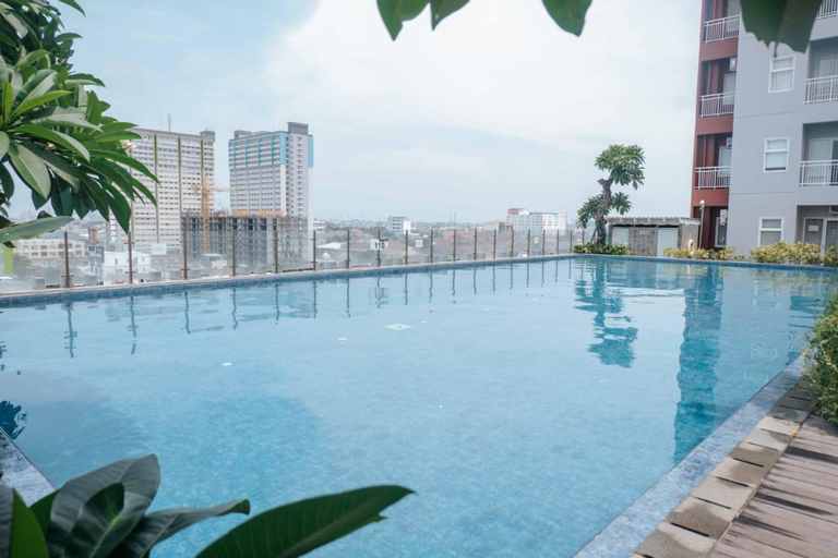 APARTEMEN MURAH MAKASSAR LANTAI 36Z  2 BEDROOMS, Makassar