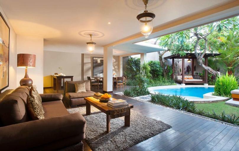2 BR Deluxe Pool Villa + Brkfast @(52)Kuta, Badung