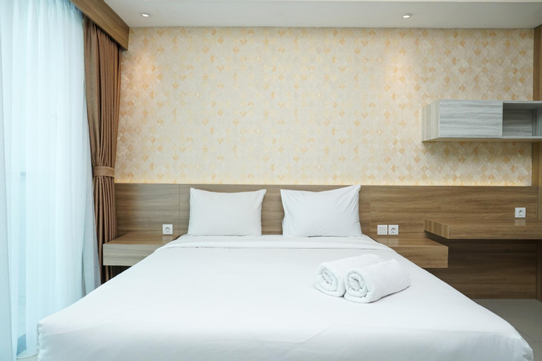 Cozy Studio Apartment @ Nine Residence By Travelio, South Jakarta