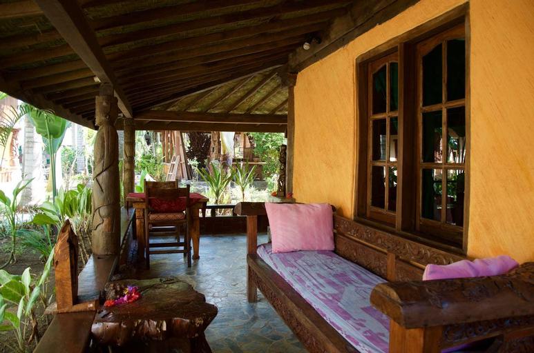 Traditional House, Terrace, Garden View, Lombok