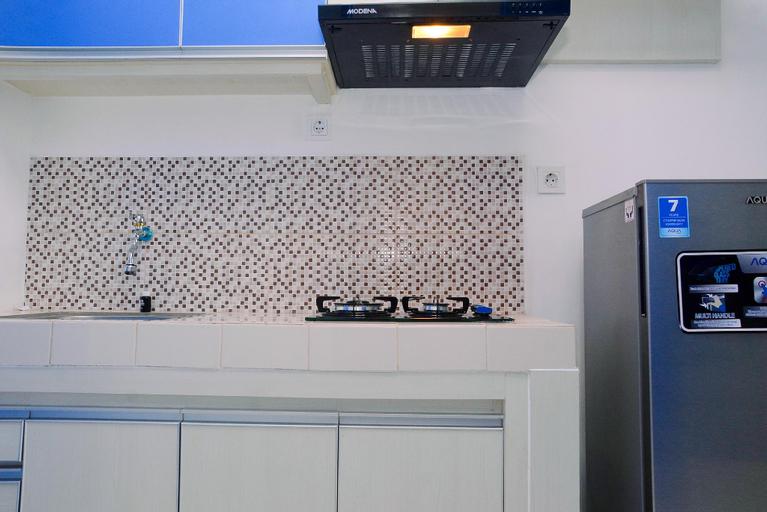 Minimalist&Posh Studio Dave Apartment By Travelio, Depok