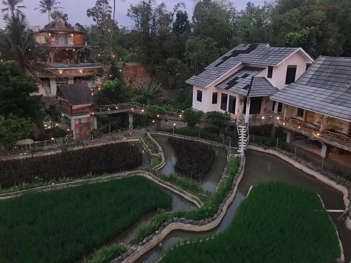 de Padi Villa, Bogor