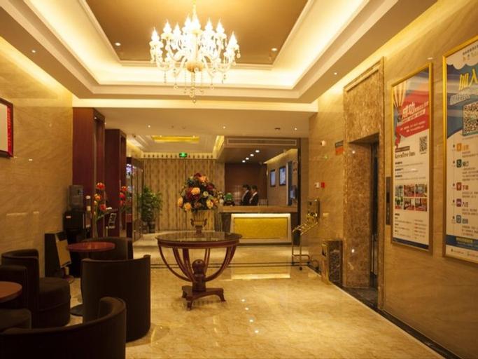 GreenTree Inn Jiansu Nantong Tongzhouwan Huanghe Road Business Hotel, Nantong