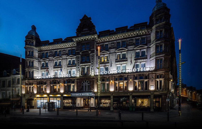 Newcastle County Hotel, Newcastle upon Tyne