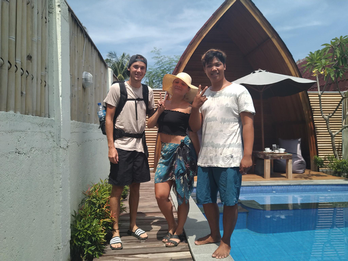 Gili island, Lombok