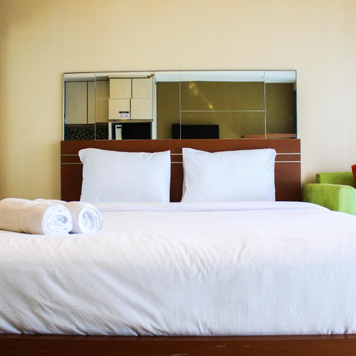Fully Furnished Studio Apt at The Hive By Travelio, East Jakarta