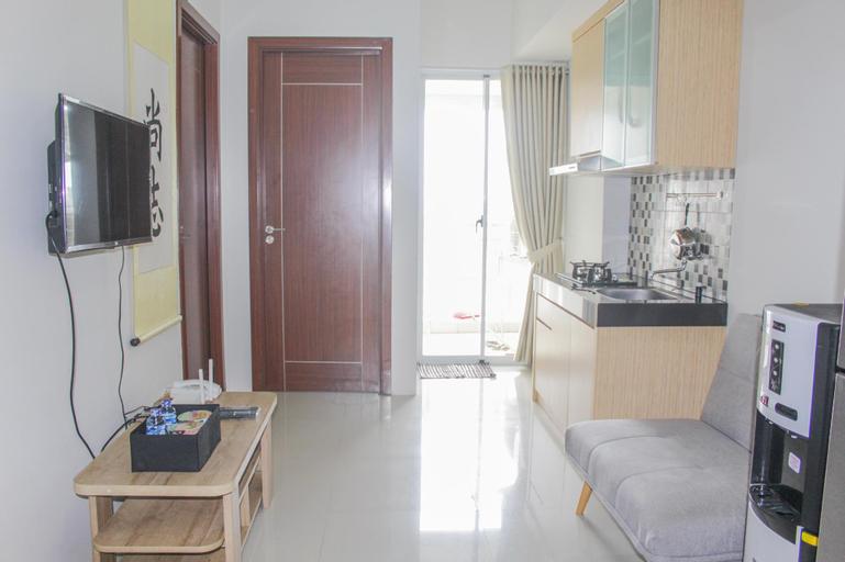 Strategic 2BR Apt @ Vittoria Residence By Travelio, West Jakarta
