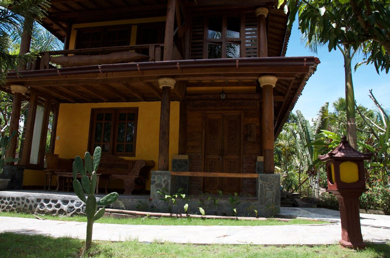 Deluxe House, Terrace, Pool View, Lombok