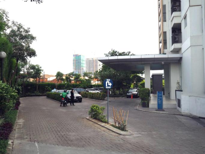 Simply Zantedeschia'Nest @ Coral Sand Epicentrum, South Jakarta