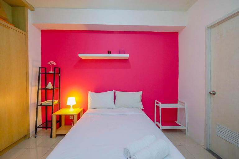 Comfort @Studio Pakubuwono Terrace Apt By Travelio, South Jakarta