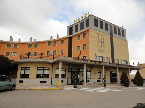 Hotel Helmantico, Salamanca