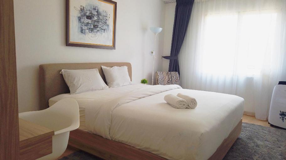 Luxurious Studio Pinewood Apartment By Travelio, Sumedang