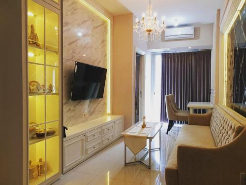 luxury 2 bed room Anderson apartment pakuwon mall, Surabaya