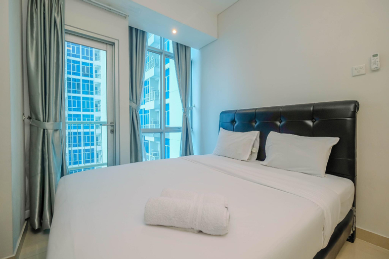 Stunning 2BR at Capitol Park Residence By Travelio, Central Jakarta
