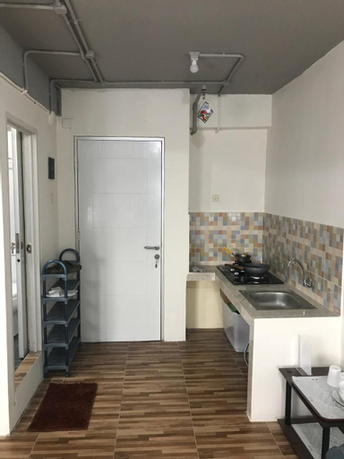 (TERSEWA) Minimalis Studio Apartment, North Jakarta