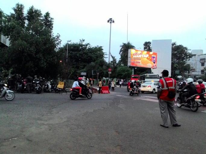 Dharmein Blok M, South Jakarta