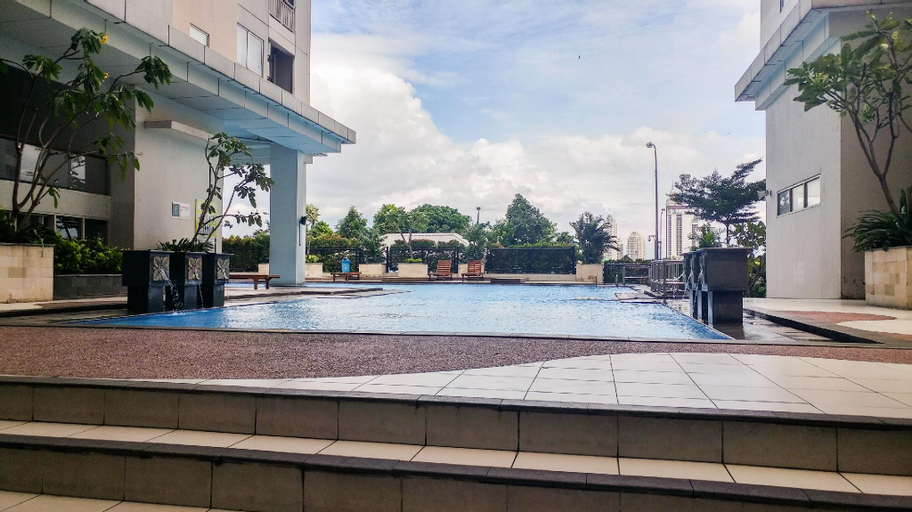 Comfy Studio @ Pakubuwono Terrace Apt By Travelio, South Jakarta