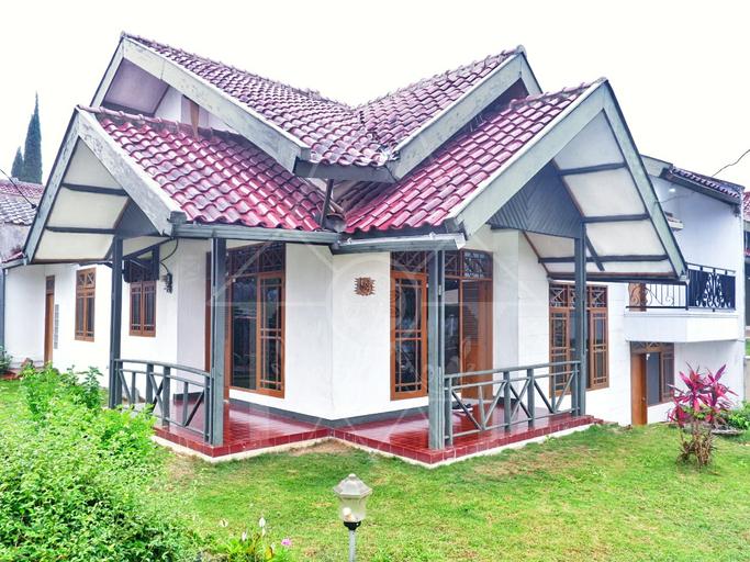 4BR Villa @ D'Orchid Park Cipanas, Bogor