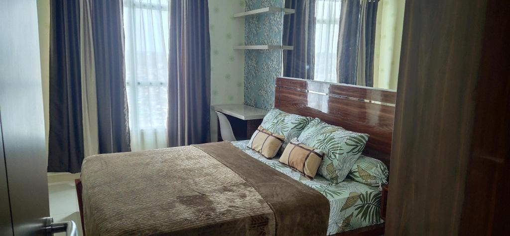 Just Cozy Apartment (1 BR borneo bay city), Balikpapan