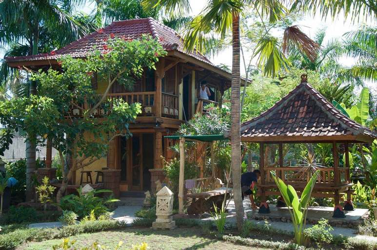 Exclusive House, Terrace, Balcony, Pool View, Lombok