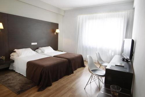 Hotel Mendez Nunez, Lugo