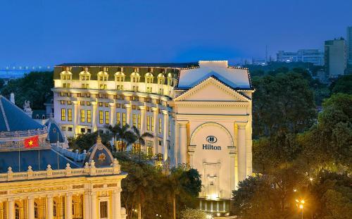 Hilton Hanoi Opera, Hoàn Kiếm