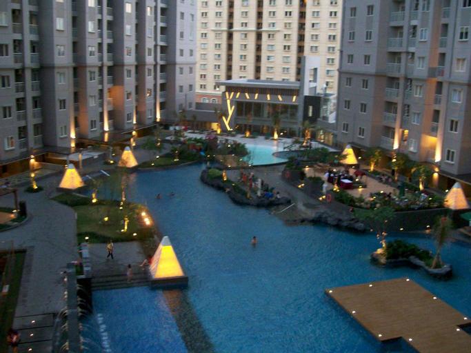 royal mediterania apartment, central park mall, West Jakarta