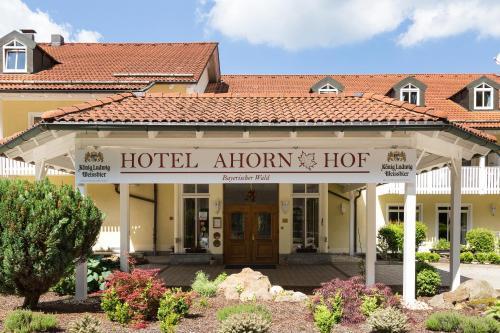 Hotel Ahornhof, Regen
