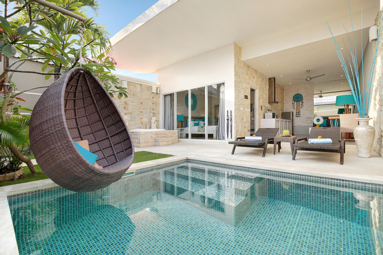 One BR VillaPrivate Pool+Hottub-Breakfast#BCV, Badung