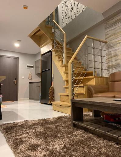 Cozy First Mezzanine Apartment (Center of Medan), Medan