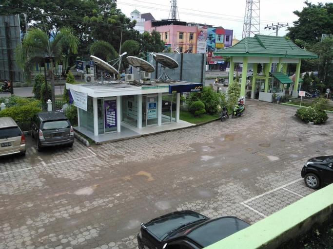 Natural house, Palembang
