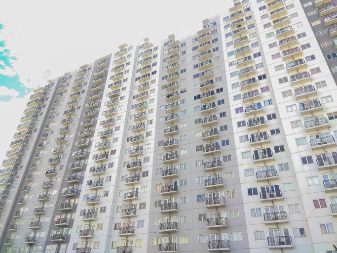 Studio Depok Park View Condominium Apt By Travelio, Depok