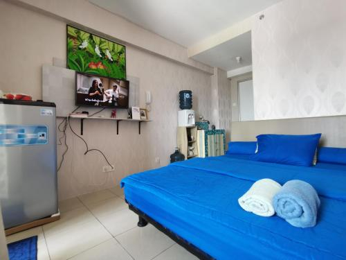 Studio Room Full Sea View From Your Bed Fast Wifi, North Jakarta