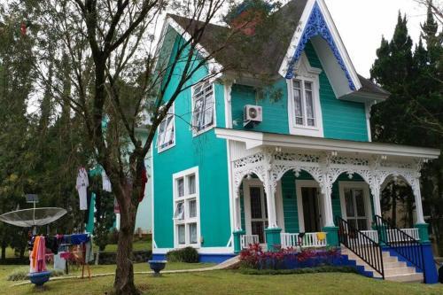 Villa Nils, Bogor