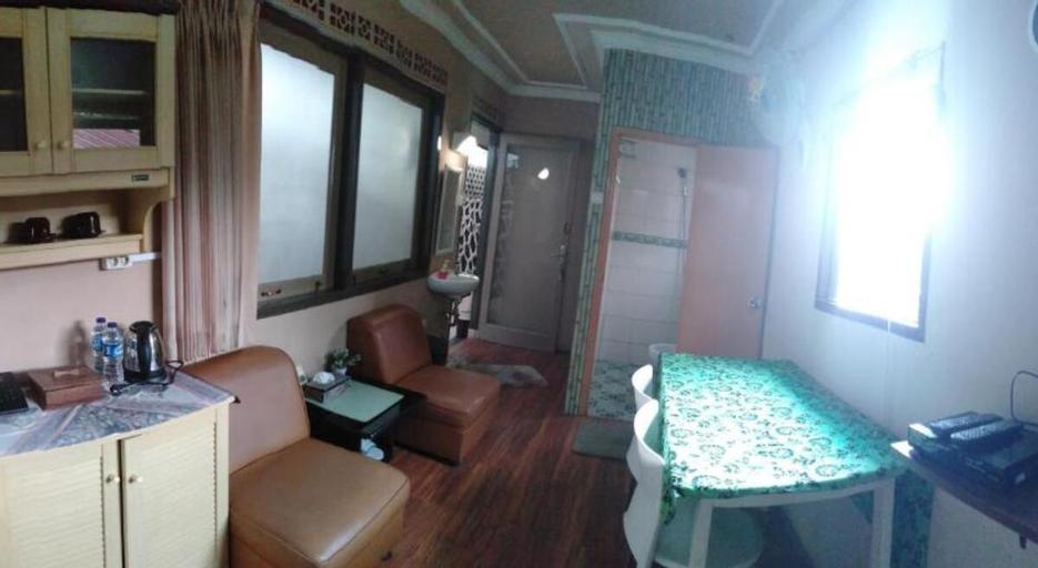 Deluxe Double Room at Buena Vista Puncak , Bogor