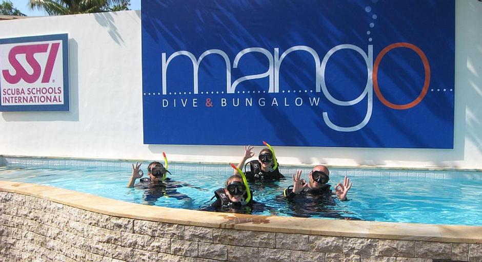 Mango Dive & Bungalow - Superior Bungalow, Lombok