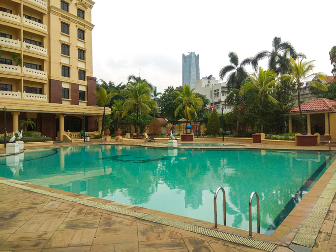 Strategic Place @ 2BR Kusuma Chandra By Travelio, South Jakarta