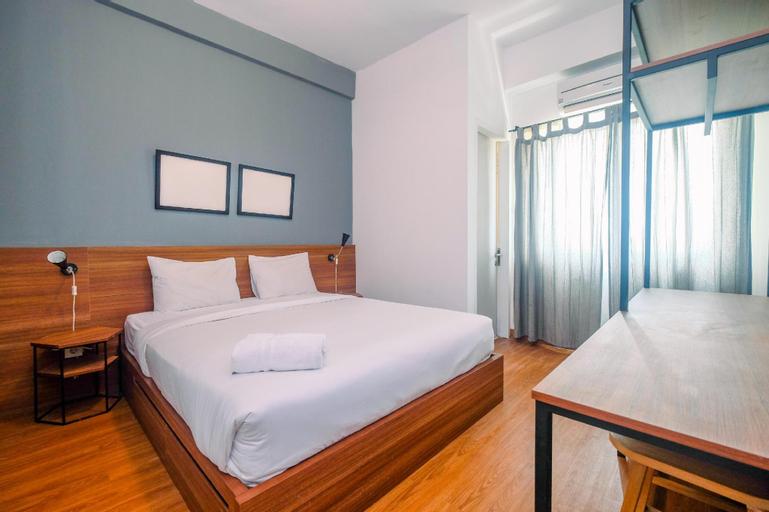Furnished @ 1BR Margonda Residence 1 By Travelio, Depok