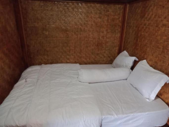 Twin Bedroom with Fan, Lombok