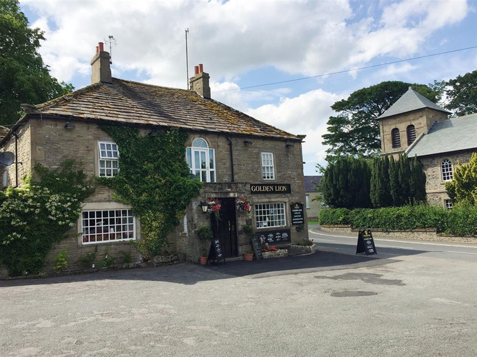 Old Coach House At The Golden Lion, Durham