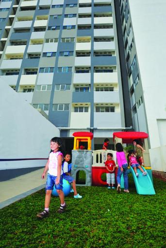 Apartemen Sentra Timur Studio 5th Fl by Cheapinn, East Jakarta
