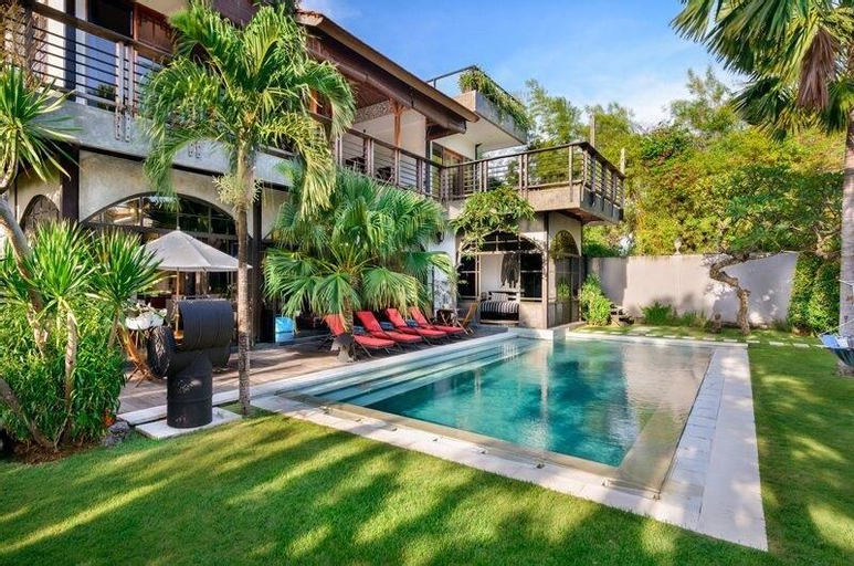 Seminyak Bali 6 Bedroom Pool Villa, Badung