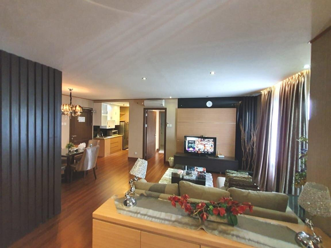 Luxury 3BR Penthouse With Bandung City View⭐⭐⭐⭐⭐, Bandung