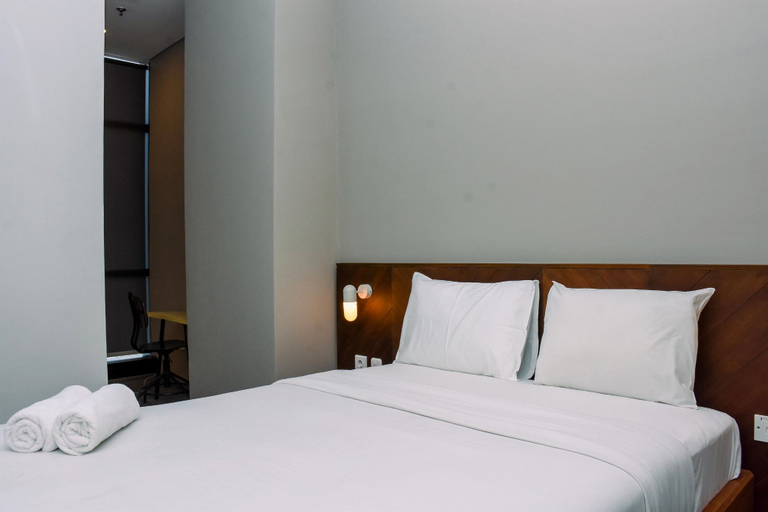 Super and Brand New 2BR at Sudirman Suites Apartment By Travelio, Central Jakarta