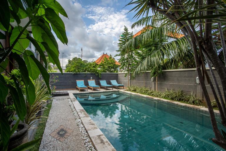 Bens Arca Villa 2 Bedroom 8 mins walk to KutaBeach, Badung