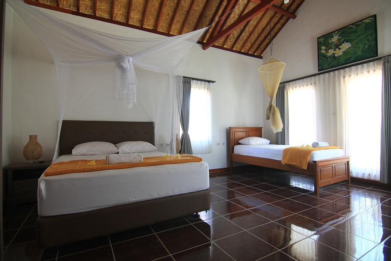 One bedroom Deluxe with AC 02, Lombok