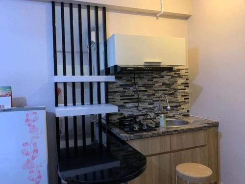 Studio Luxury Homey Apartment @bassuracity, East Jakarta