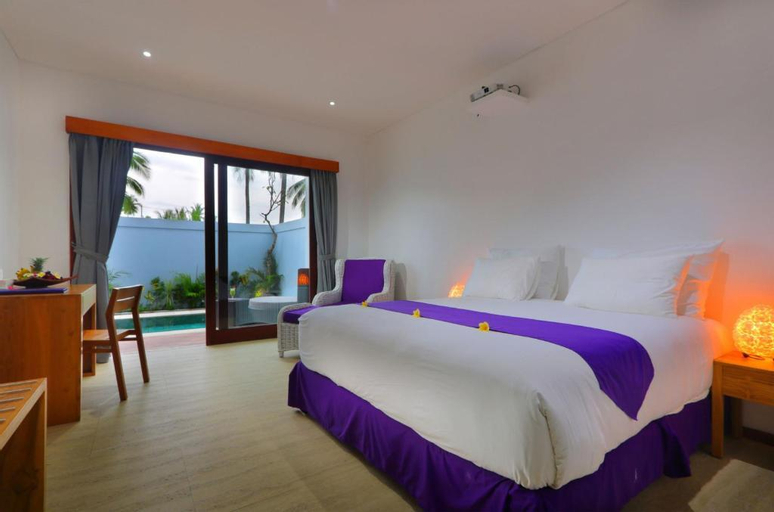 Junior Suite with Plung Pool, Lombok